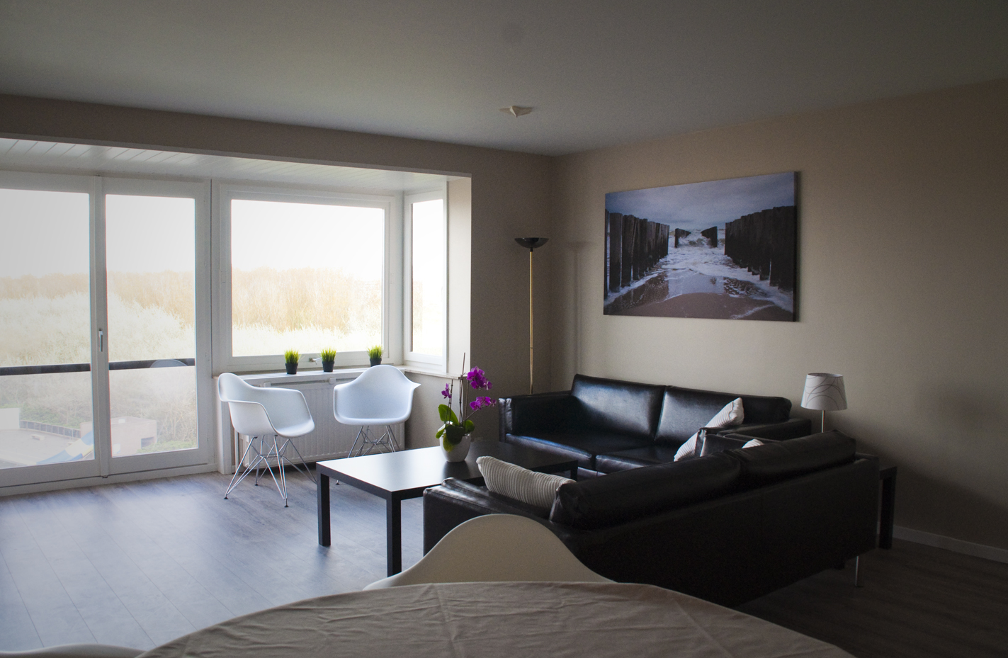 Appartement heist aan zee foto 39 s for Interieur appartement aan zee